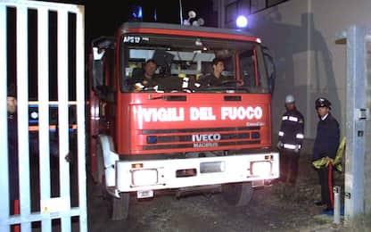 Barletta, crolla palazzina: feriti