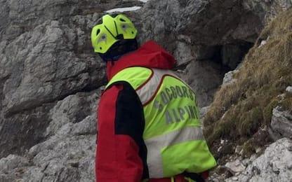 Valfurva, precipitano durante scalata: un morto e un ferito