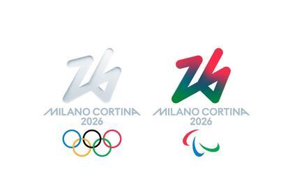 Milano-Cortina 2026, presentato il nuovo logo dei Giochi invernali