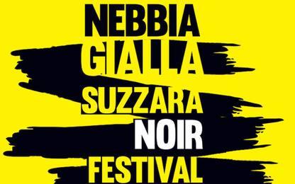 Libri, NebbiaGialla Suzzara Noir Festival festeggia 15 anni online