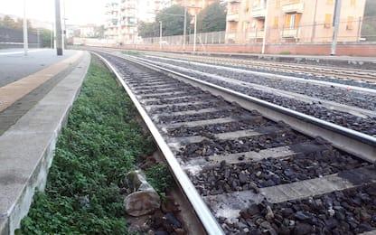 Rivarolo, vandalizzato treno: era appena entrato in servizio