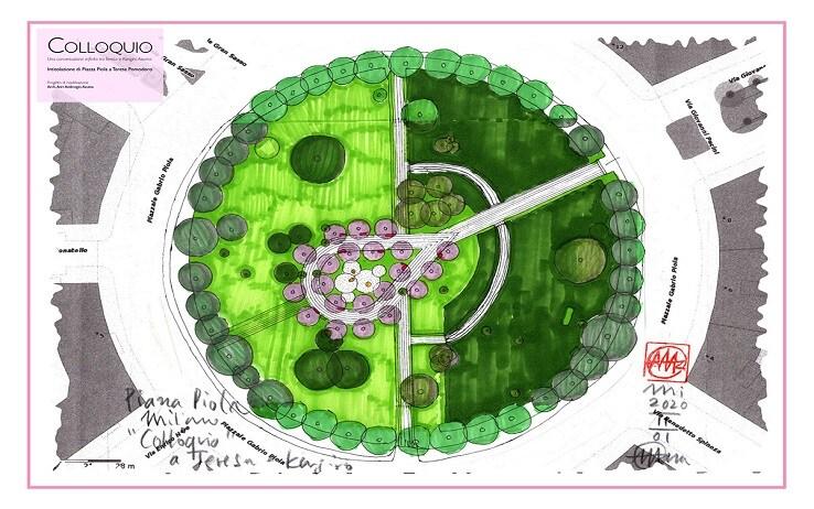 Il progetto del giardino zen con l'opera di Kengiro Azuma