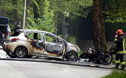 Incidente nel Lecchese, scontro tra un'auto e una moto: un morto