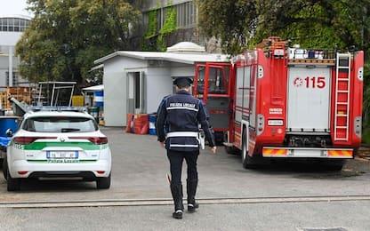 Busto Arsizio, operaio morto: aperto fascicolo per omicidio colposo