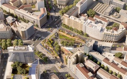 Milano, presentato il progetto per il nuovo Piazzale Loreto