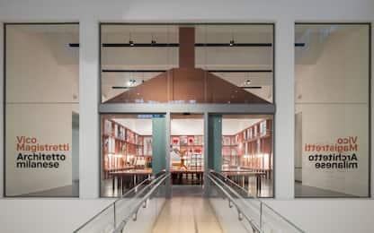 Triennale Milano, inaugurata mostra sull'architetto Vico Magistretti