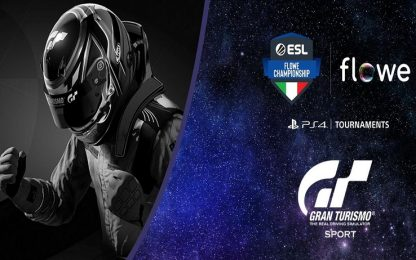 Esl Italia: primo torneo esport al mondo eco green su PS4