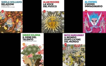 Milano, nasce 451: progetto editoriale di fantascienza di Edizioni Bd