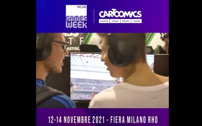 La Milan Games Week 2021 torna dal vivo