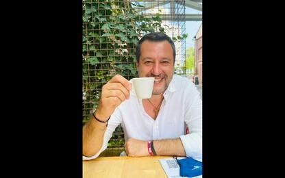 Covid, Matteo Salvini si è vaccinato a Milano