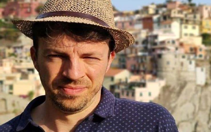 L'escursionista 39enne milanese Federico Lugato