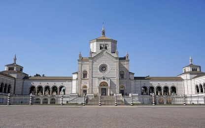 Milano, 4 edicole funerarie del Monumentale assegnate per 2,6 milioni