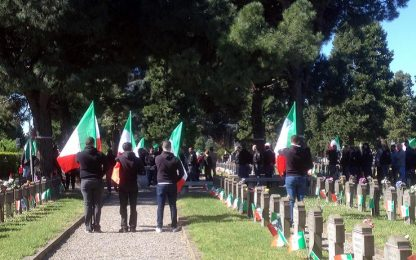 Milano, fecero saluto romano: assolti in Cassazione