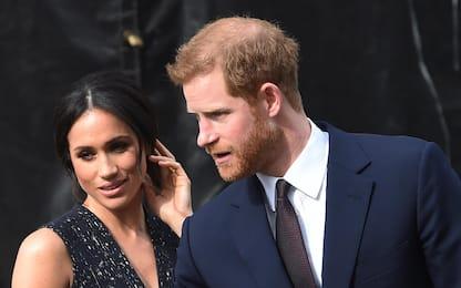 Funerali Filippo, Harry è tornato nel Regno Unito