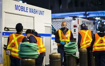 coronavirus chiusura metropolitana new york