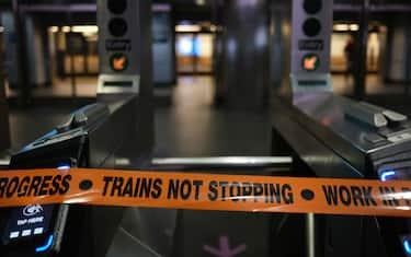 GettyImages_Coronavirus chiusura metropolitana New York_Hero