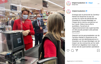 Regina Mathilde del Belgio