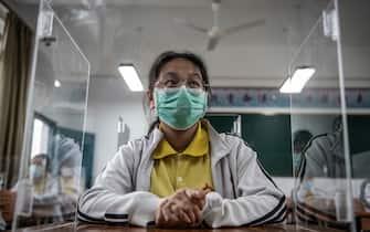 coronavirus scuole wuhan