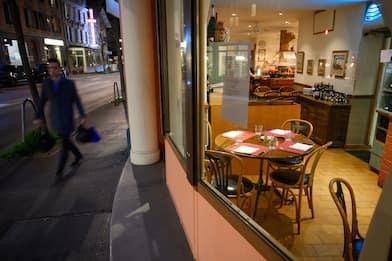 Coronavirus Svizzera, riaprono bar e ristoranti con misure sicurezza