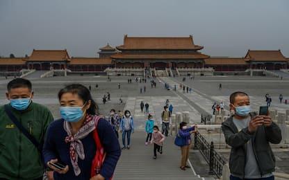 Coronavirus Cina, zero contagi e boom del turismo
