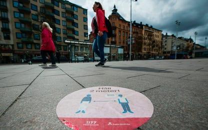 Covid-19, record di nuovi casi in Svezia: il lockdown è raccomandato