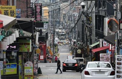 Coronavirus, Corea del Sud: salgono a 101 casi legati a nuovo focolaio