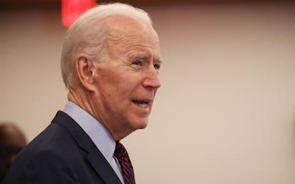 Biden: immunità di gregge negli Usa? Spero entro l'estate