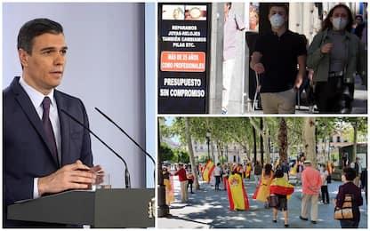 Covid, 241 morti in 24 ore in Spagna. In Gb stretta su pub e lavoro