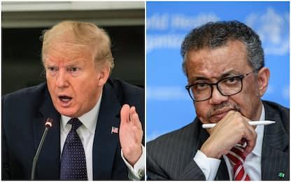 Coronavirus Usa, Trump minaccia l'addio all'Oms entro 30 giorni