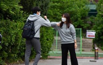 Coronavirus, Corea del Sud, scuola
