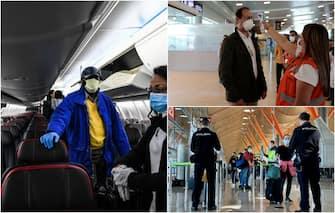 Coronavirus linee guida europee viaggi