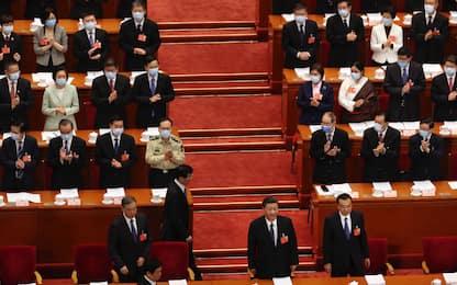 Congresso del popolo Cina, stretta su Hong Kong ed emergenza Covid-19
