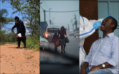 Croce Rossa: Africa minacciata da coronavirus, locuste e inondazioni