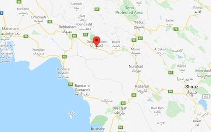 Terremoto in Iran, scossa di magnitudo 5.1 nell'ovest del Paese