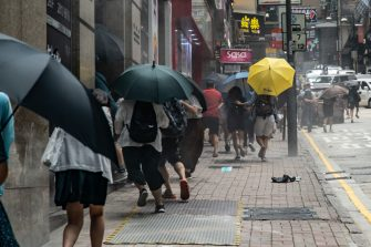 hong kong proteste