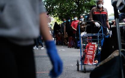 Usa, oltre 40 milioni di persone senza lavoro da inizio pandemia. FOTO