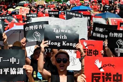 """Taiwan alla Cina: """"Non saremo mai parte di un Paese autoritario"""""""