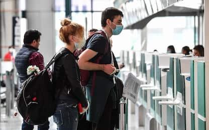 Coronavirus, i viaggi degli italiani in Europa. FOTO