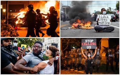 George Floyd, coprifuoco in 25 città Usa: un altro manifestante morto
