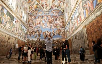 Musei vaticani, ingresso gratis per medici e infermieri. FOTO