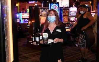 coronavirus usa las vegas casino