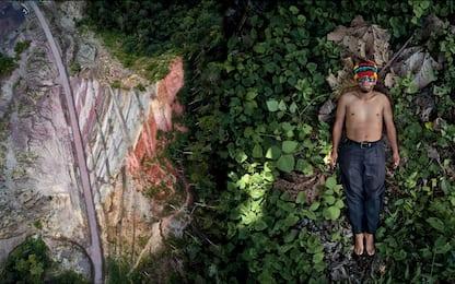 Amazzonia, la resistenza indio scatto dell'anno ai Sony Awards. FOTO