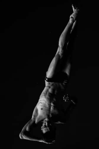 Nikita SHLEIKHER of Russia competes in the diving Men's 3m Springboard final at the Nambu University Aquatics Center, Gwangju South Korea on July 18 2019 18th FINA World Aquatics ChampionshipsPhoto © Andrea Staccioli / Deepbluemedia / Insidefoto