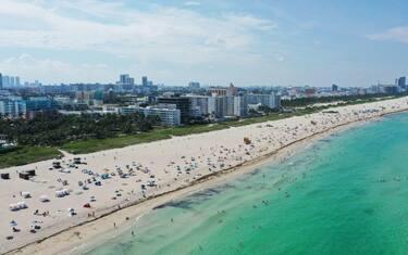 Spiaggia South beach Miami