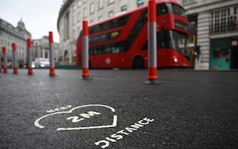 Coronavirus Londra