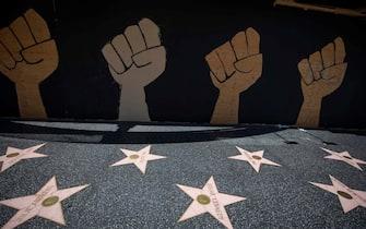 Hollywood, All black lives matter
