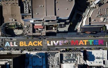 Hollywood, Black lives matter