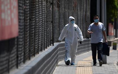 Coronavirus Cina: Pechino ferma sport e cultura, quartieri in lockdown