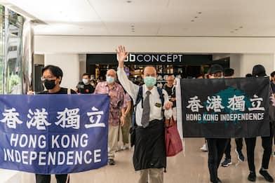 Hong Kong, un anno di proteste contro il governo centrale cinese