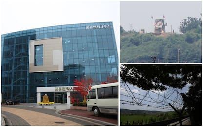 Nord Corea fa esplodere ufficio di collegamento con la Corea del Sud
